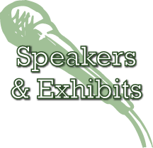 Speakers & Exhibits